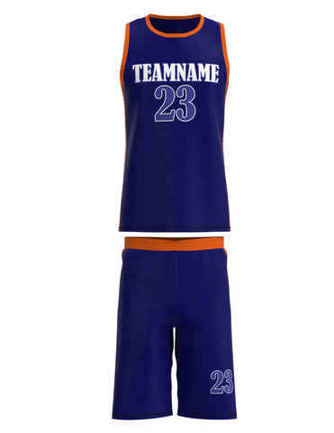 Customized Basketball Jersey Set 06
