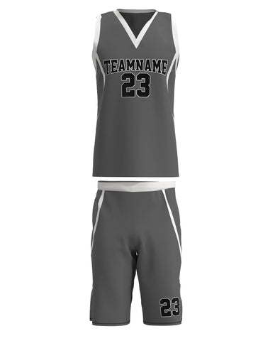 Customized Basketball Jersey Set 08