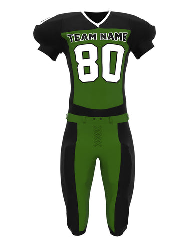 Customized American Football Jersey Set 10