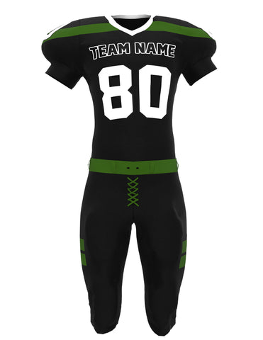 Customized American Football Jersey Set 11