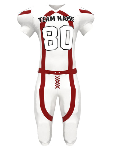 Customized American Football Jersey Set 12