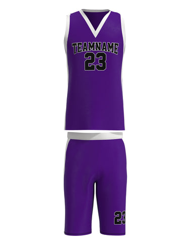 Customized Basketball Jersey Set 12