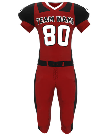 Customized American Football Jersey Set 13