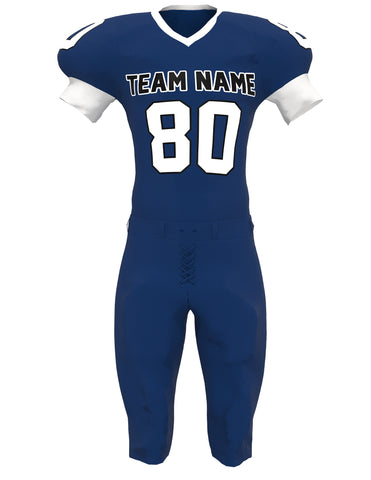 Customized American Football Jersey Set 14