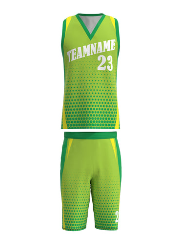 Customized Basketball Jersey Set 14
