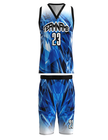 Customized Basketball Jersey Set 15
