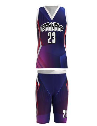 Customized Basketball Jersey Set 16