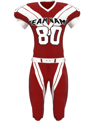 Customized American Football Jersey Set 16
