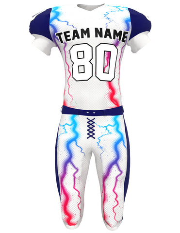Customized American Football Jersey Set 18