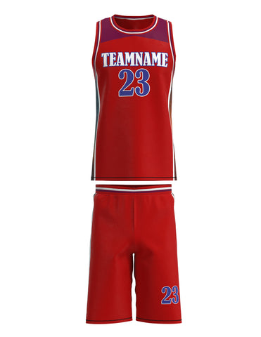 Customized Basketball Jersey Set 18