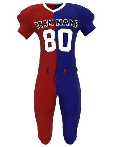 Customized American Football Jersey Set 19