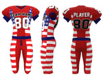Customized American Football Jersey Set 20