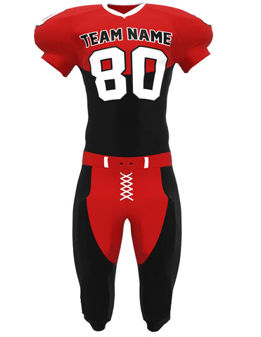 Customized American Football Jersey Set 05