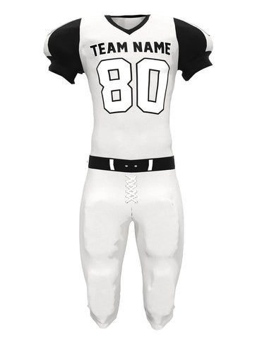 Customized American Football Jersey Set 06