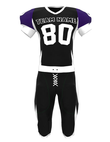 Customized American Football Jersey Set 07