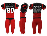 Customized American Football Jersey Set 08