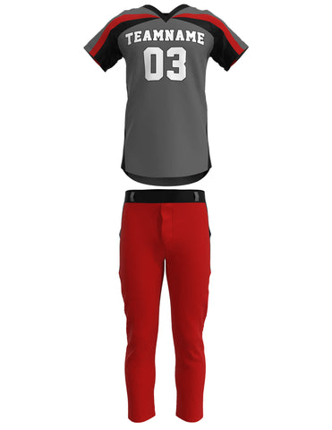 Customized Baseball Jersey Set 11