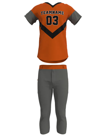 Customized Baseball Jersey Set 18