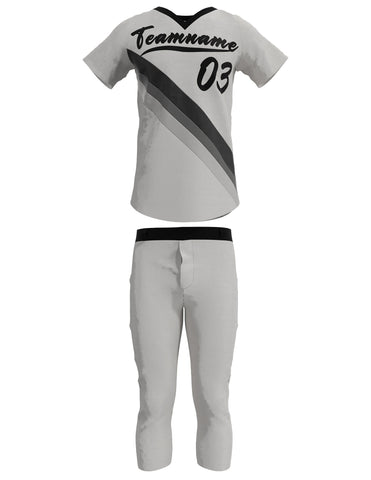 Customized Baseball Jersey Set 19