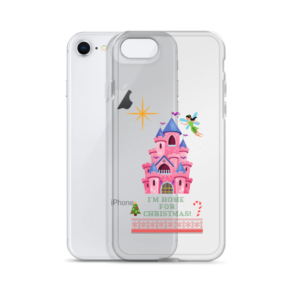 Home Christmas iPhone Case