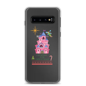 Home Christmas Samsung Case
