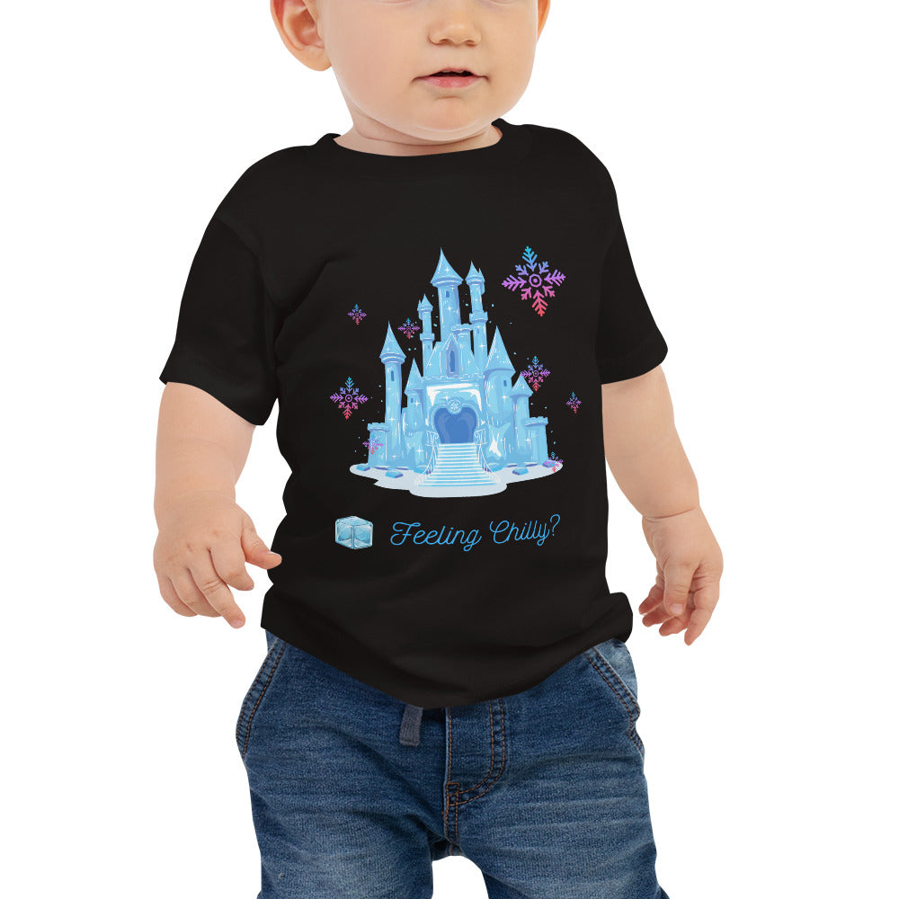 Ice Castle Baby T-Shirt