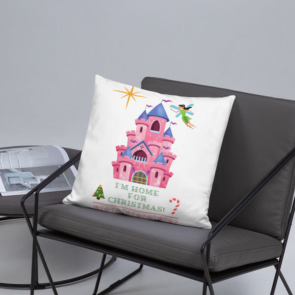 Home Christmas Cushion