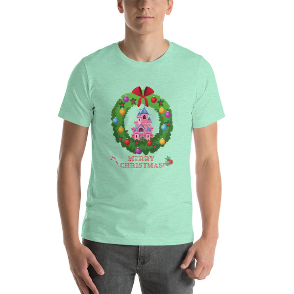 Christmas Color Adult T-Shirt