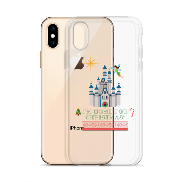 Home Christmas US iPhone Case