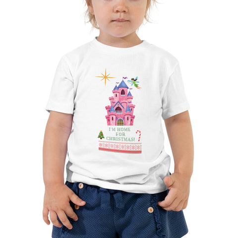 Home Christmas Toddler T-Shirt