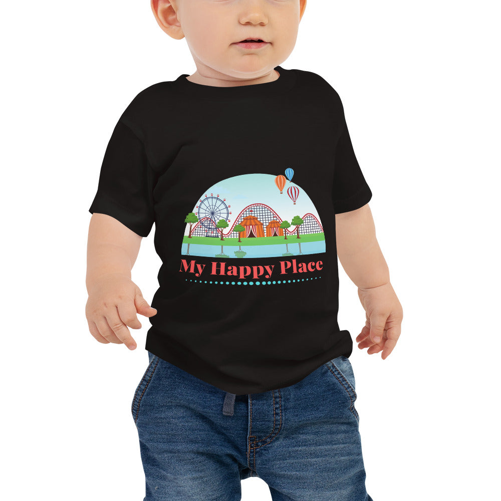Happy Place Baby T-Shirt