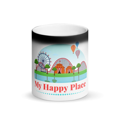 Happy Place Magic Mug