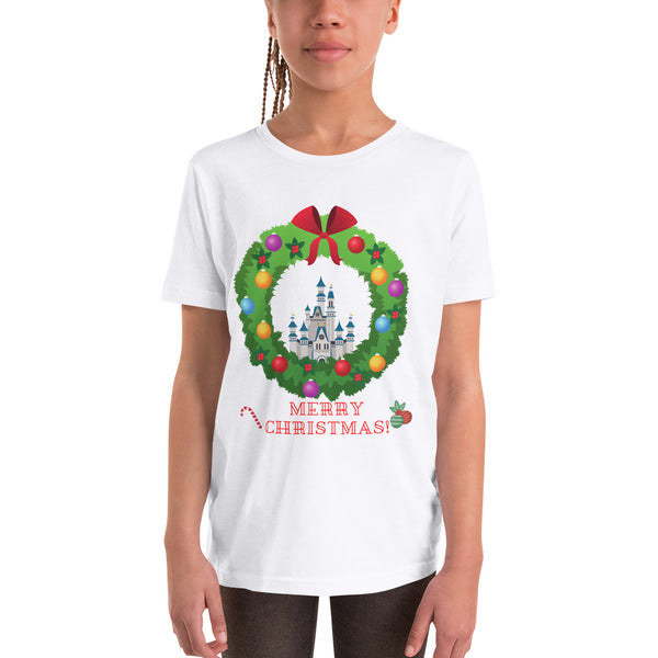 Christmas US Kid Short Sleeve T-Shirt