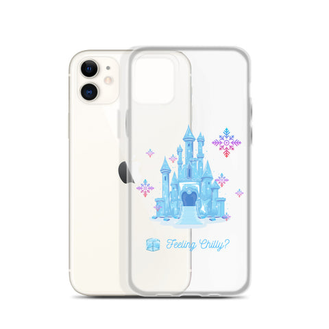 Ice Castle iPhone Case