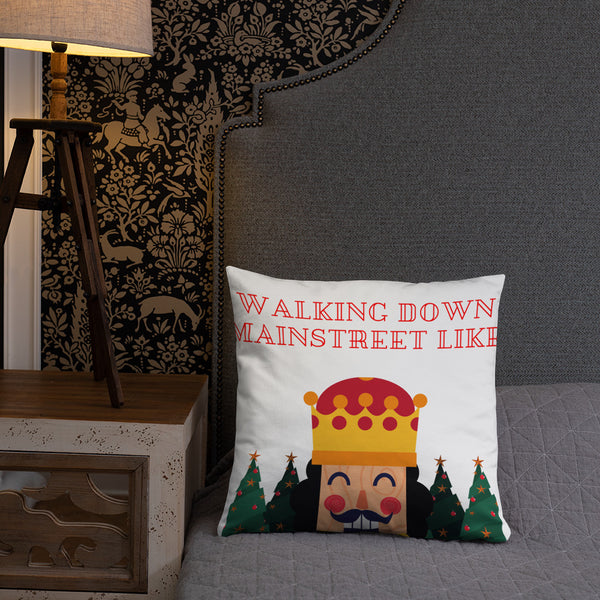Main Street Cushion