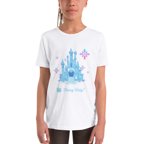 Ice Castle Kid Short Sleeve T-Shirt
