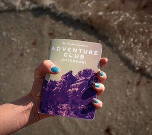 Adventure Club Notebook
