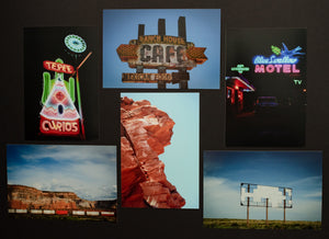 Route 66 Photo Prints - 4x6