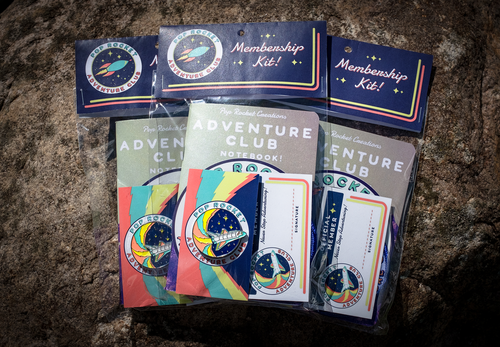 Adventure Club Membership Kit!