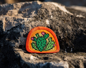 Cactus Love Patch
