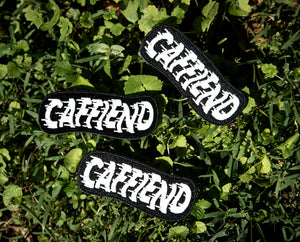 CAFFIEND Patch (glows in the dark!)