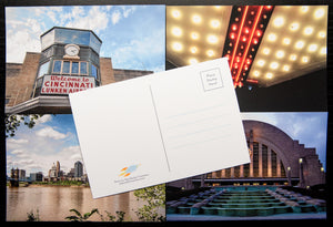 Post Card Set: Cincinnati