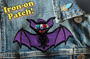 Batty 3D Patch