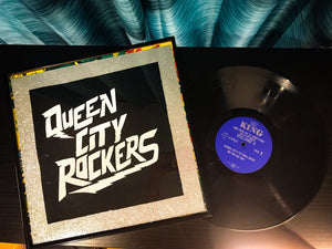Queen City Rockers Patch