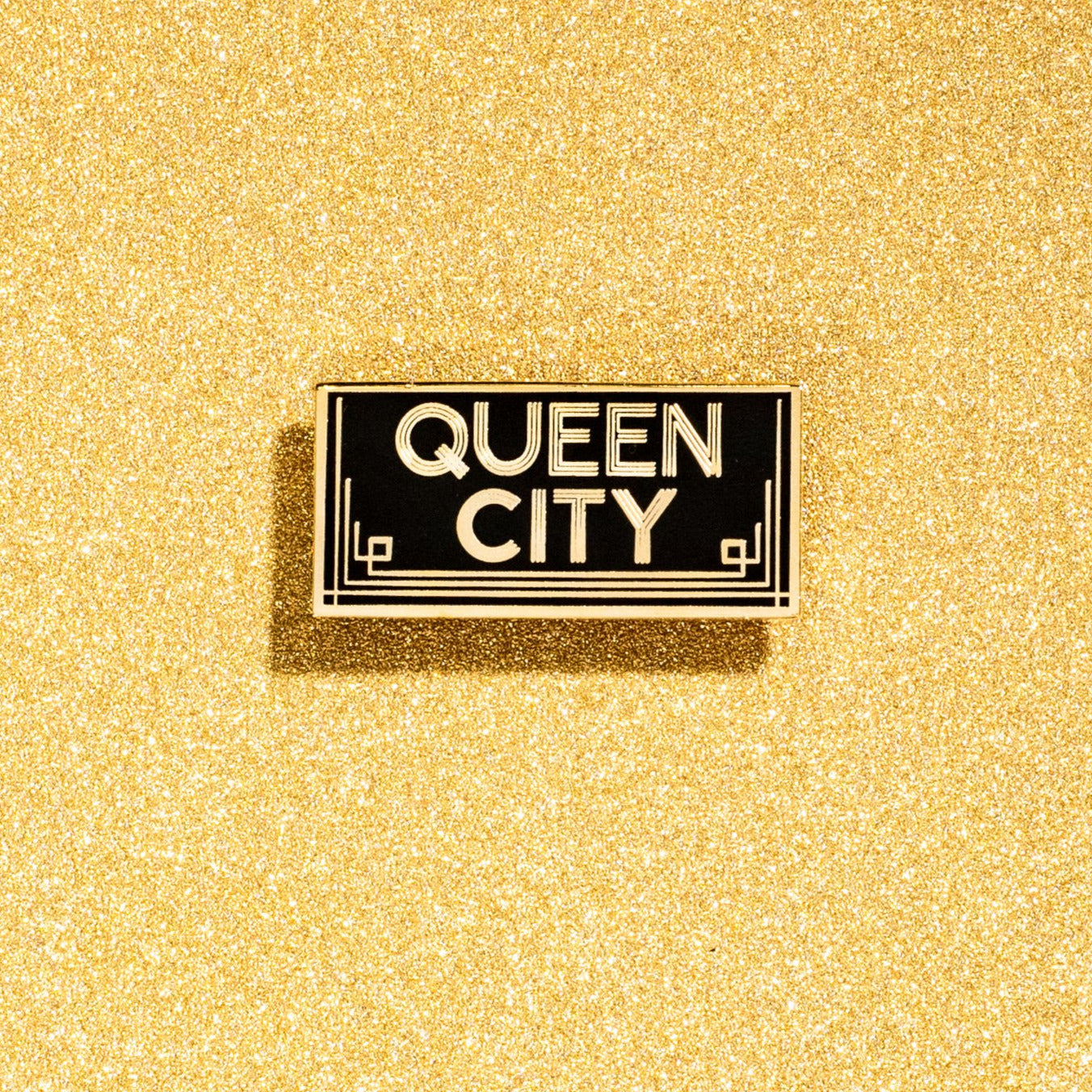 Cincinnati Queen City Pin