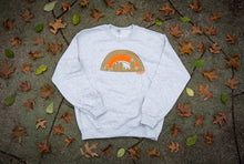 Load image into Gallery viewer, Cincinnati Skyline Crewneck Sweatshirt
