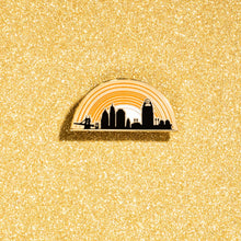Load image into Gallery viewer, Cincinnati Skyline Pin