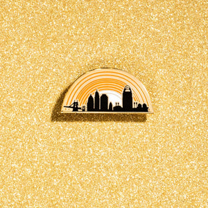 Cincinnati Skyline Pin