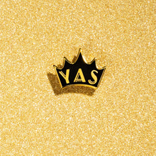 Load image into Gallery viewer, YAS Queen Crown Pin