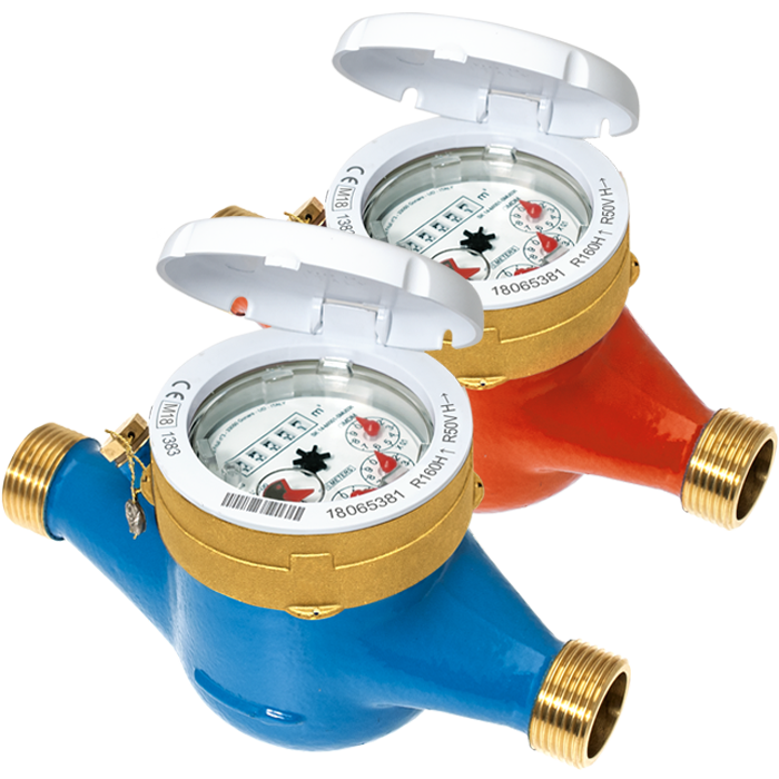 B Meters GMDM-i Multi Jet Water Meter.
